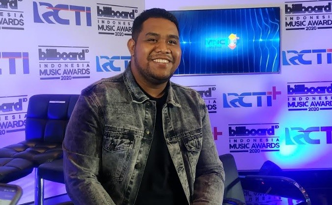 Penyanyi NTT Andmesh Kamaleng Borong Nominasi Billboard Indonesia Music Awards
