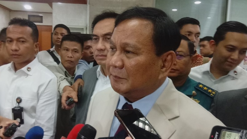 Polemik China Masuk Natuna, Prabowo: Pertahanan Butuh Investasi