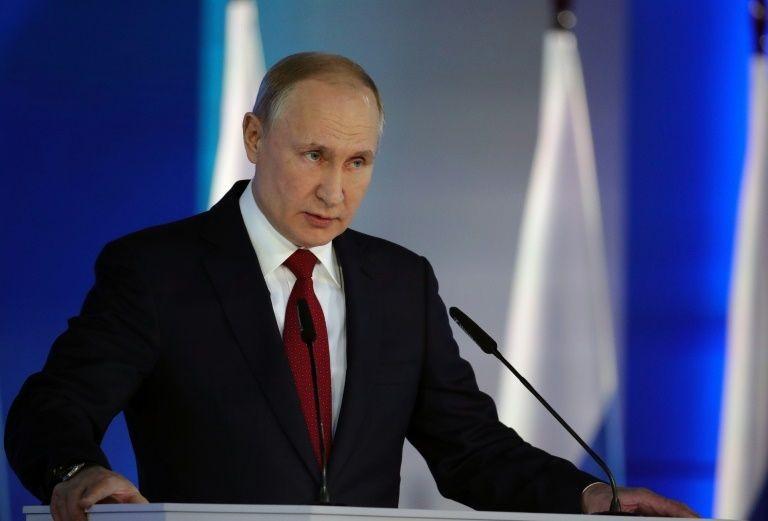 Putin Ajukan Rencana Reformasi ke Parlemen Rusia, Bakal Perpanjang Kekuasaan?