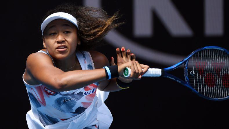 Naomi Osaka Melaju ke Putaran Ketiga Australia Terbuka 2020 usai Kalahkan Zheng Saisai