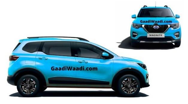 Datsun Siapkan SUV Compact Turbo Berbasis Renault Triber