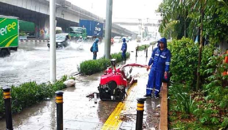 Banjir Mulai Surut, 30 KK di DKI Jakarta Masih Mengungsi