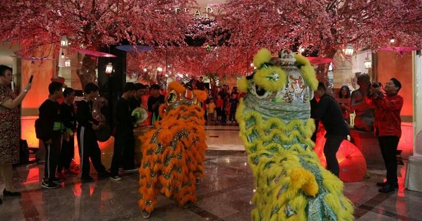 Rayakan Imlek, Gading Lunar Festival Sajikan Menu Legendaris Khas China