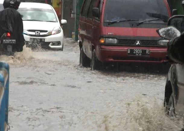 Ini Rincian Pengungsi Banjir di Kabupaten Bandung