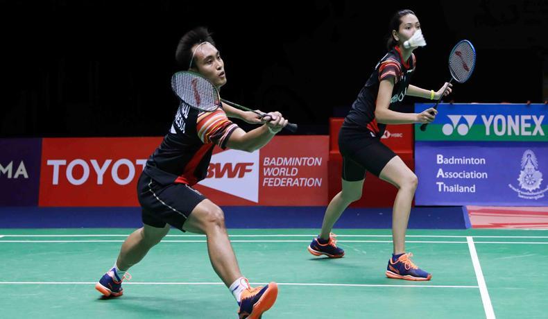 Demi Tiket Olimpiade Tokyo, Hafiz/Gloria Akan Tampil Ngotot di Malaysia Open 2021
