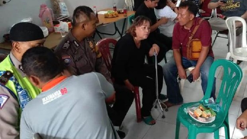 Aktor Senior Johny Indo Meninggal Dunia