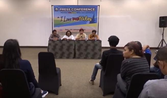 Member MeMiles di Bali Minta Polisi Buka Aplikasi dan Tuntut Pengembalian Uang