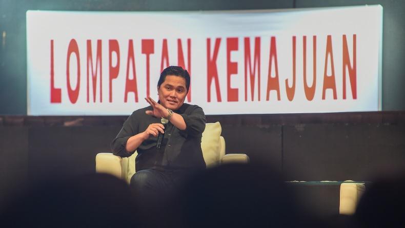 Erick Thohir Jadikan AKHLAK sebagai Nilai Inti Kementerian BUMN, Apa Itu?