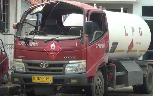 Pabrik Gas Meledak di Bekasi, 5 Orang Kritis