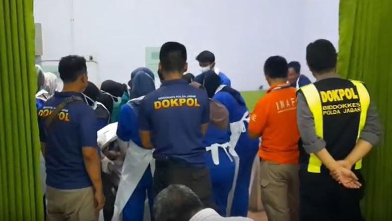 Autopsi Siswi SMP di Tasikmalaya Tewas di Gorong-Gorong, Polisi: Organ Tubuh Lengkap