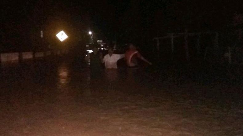 Banjir 2,5 Meter Rendam 7 Desa di Tapanuli Tengah, 1 Orang Tewas dan 700 KK Mengungsi