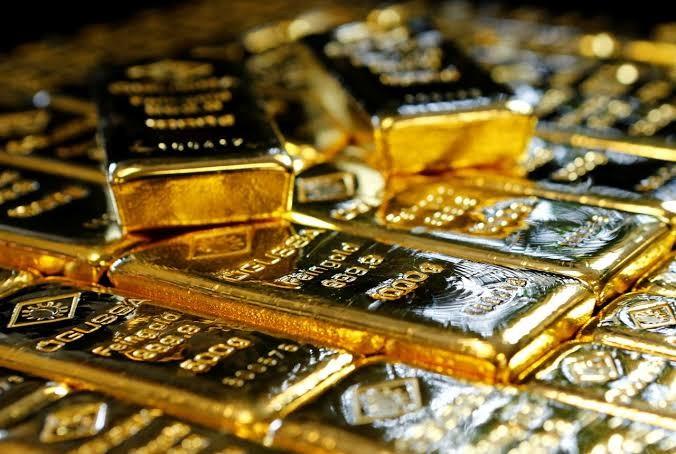 Emas Berjangka Turun 3 Dolar AS