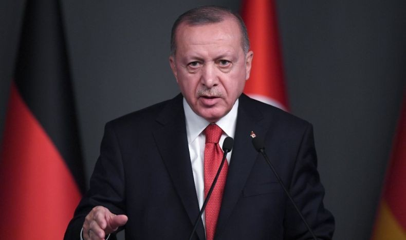 Erdogan: Arab Saudi Ingin Beli Drone Bersenjata Buatan Turki