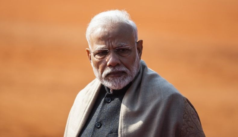 PM India Narendra Modi Sebut Yoga Bisa Lindungi Diri dari Virus Corona