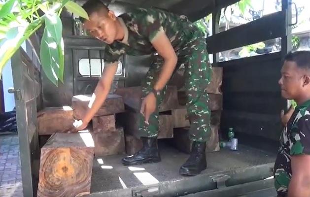 Pembalakan Liar di Buleleng Bali Belum Ditindaklanjuti, Polisi Beralasan Tunggu Laporan