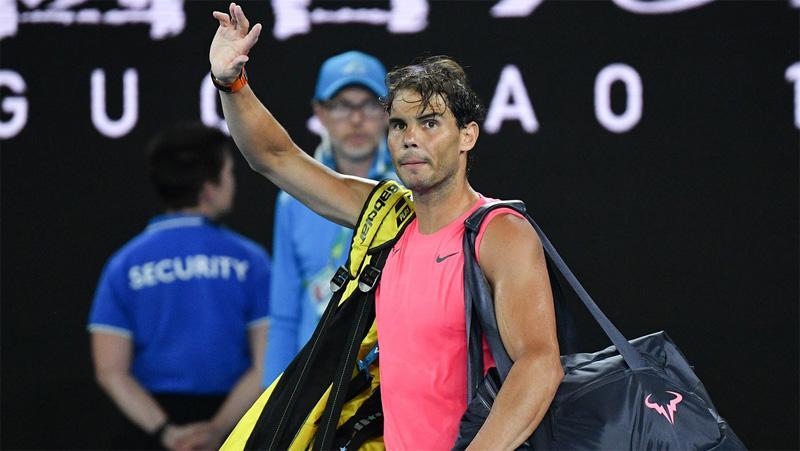 Rafael Nadal Pastikan Absen pada Grand Slam AS Terbuka