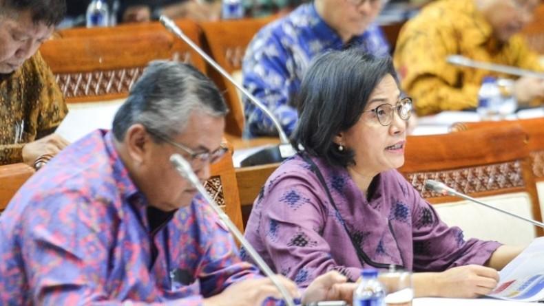 Sri Mulyani Tagih Rekomendasi Komisi XI DPR soal Cukai Plastik