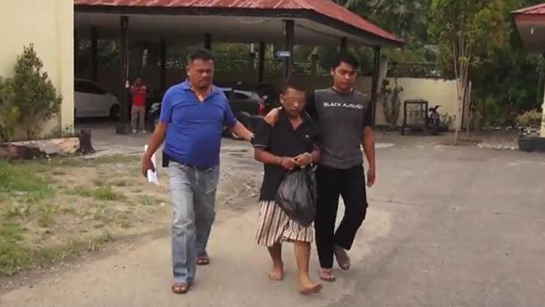 Petani Karet di Madina Ditangkap Edarkan Narkoba, Berdalih Tak Tahan Hidup Susah