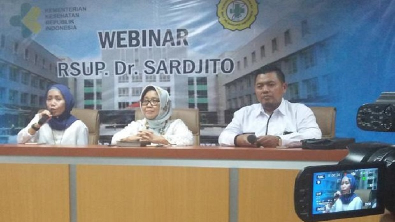 Suspect Korona, Balita yang Pulang dari Depok Diisolasi di RSUP Dr Sardjito