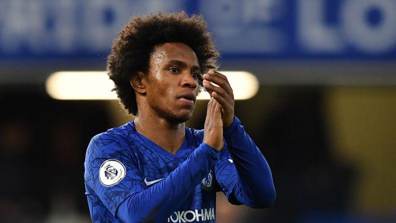 Bakal Dibuang Chelsea, Willian Masuk Radar Barcelona dan PSG