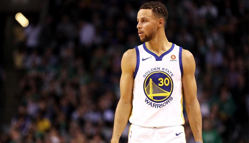 Hasil NBA (9/5/2021): Warriors Hajar Thunder, Stephen Curry Lagi-Lagi Jadi Bintang