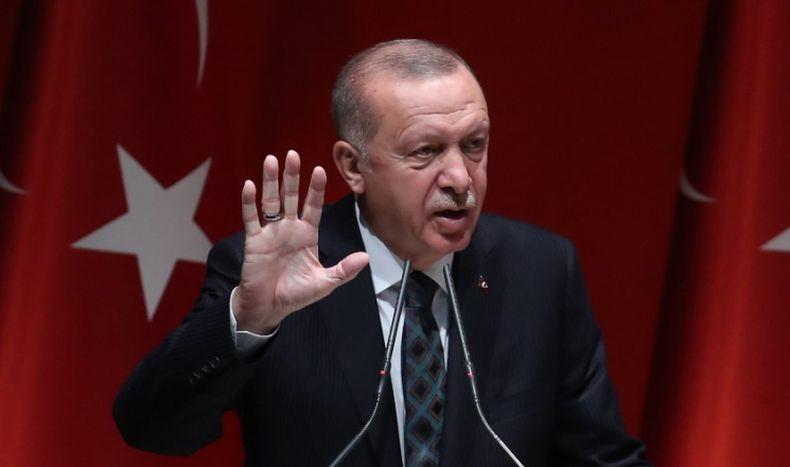Ditelpon Erdogan, Jokowi Bahas Peluang Kerja Sama Penanganan Covid-19