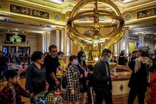 Terancam Wabah Virus Korona, Macau Tutup Seluruh Kasino Selama 2 Pekan