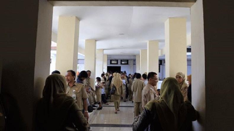 PPPK di Makassar Bakal Terima Gaji Rp3,9 Juta per Bulan