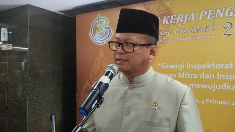 Edhy Prabowo Berkomitmen Bangun Perikanan Berkelanjutan
