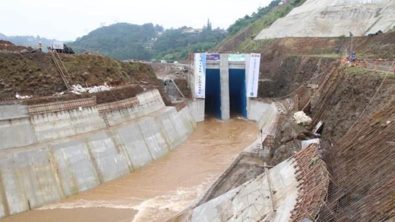 Jadi Penangkal Banjir Jakarta, Bendungan Ciawi Ditargetkan Selesai Akhir 2020