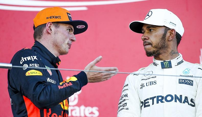 Jadwal F1 GP Bahrain 2021: Lewis Hamilton Waspadai Gebrakan Max Verstappen