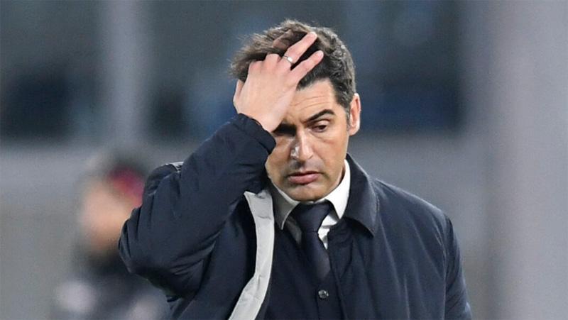AS Roma Tersingkir dari Coppa Italia, Fonseca: Sulit Saat 2 Pemain Kartu Merah