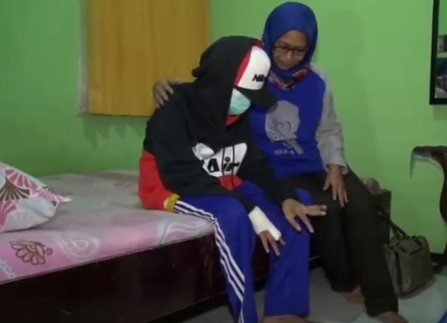 Sudah Pulih, MS Siswa SMP 16 Malang Korban Perundungan Tak Sabar Ingin Sekolah