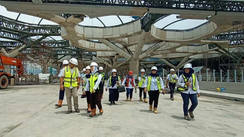 BMKG Cek Alat Sensor Bencana di Bandara Internasional Yogyakarta