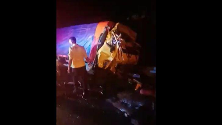 Kecelakaan Maut di Tol Cipali, 1 Orang Tewas