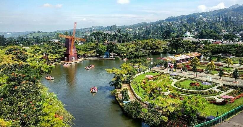 Taman Wisata Matahari, Tempat Rekreasi dan Petualangan Seru di Puncak Bogor