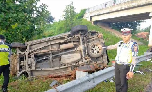 Kecelakaan Tol Cipali, Satu Tewas