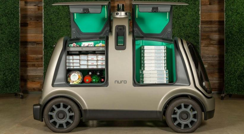 Nuro R2, Mobil Listrik Otonom Pertama Dapat Izin Berkeliaran di Amerika