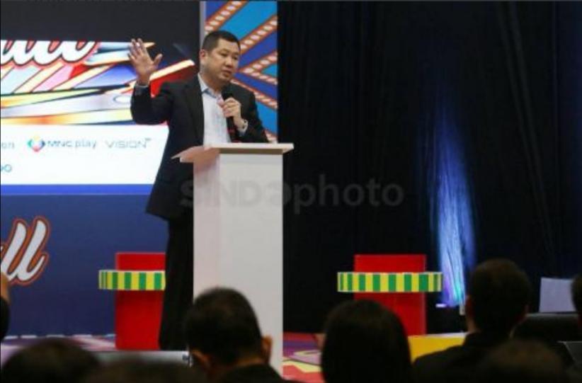 Hary Tanoesoedibjo: Pasar Modal Penting untuk Membangun Ekonomi