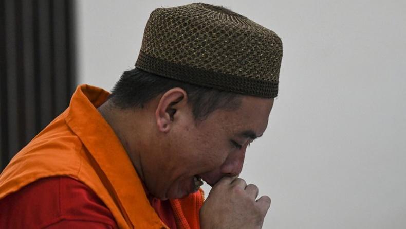 Kurir 20 Kg Sabu dan Ribuan Pil Ekstasi di Palembang Divonis Mati