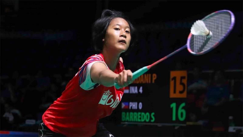 Putri KW Soal Main di Piala Sudirman: Dulu Cuma Khayalan, Kini Jadi Kenyataan