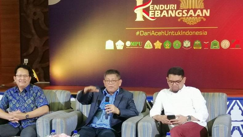 Jokowi Akan Hadiri Kenduri Kebangsaan di Bireuen Aceh