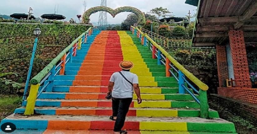 Kampung Salaka Terkenal Indah, Bisa Lihat Pemandangan Kota Bogor dari Ketinggian