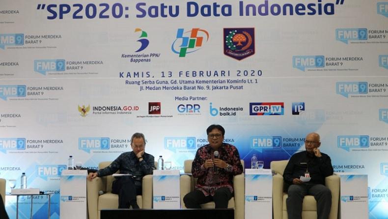 Kemendagri Jamin Keamanan Data 266 Juta Penduduk Indonesia