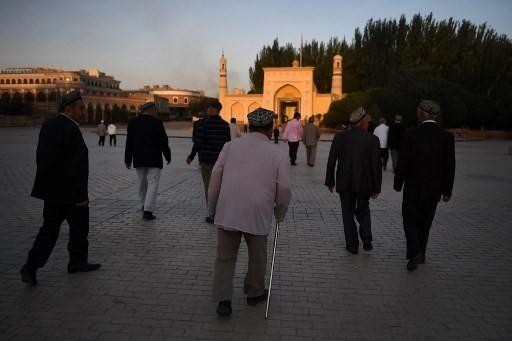 Warga Uighur di Kamp Penahanan China Berisiko Terinfeksi Virus Korona