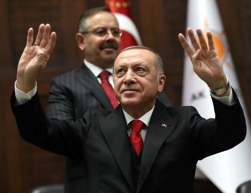 Presiden Turki Erdogan Pemimpin Muslim Paling Populer di Dunia