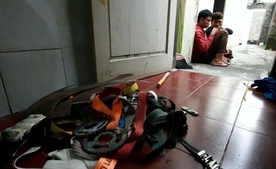 Polisi Gagalkan Tawuran Pelajar di Boyolali, Puluhan Sajam dan Petasan Disita