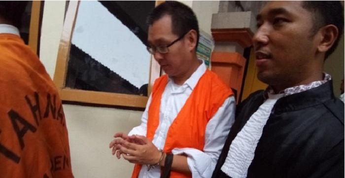 WN China Pembawa Sabu dalam Koper Disidang di PN Denpasar