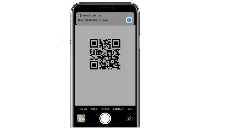 Cara Mudah Memindai QR Code lewat iPhone
