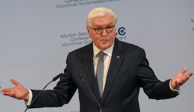 Presiden Jerman Sebut Rusia, China dan AS Membuat Dunia Jadi Tak Aman
